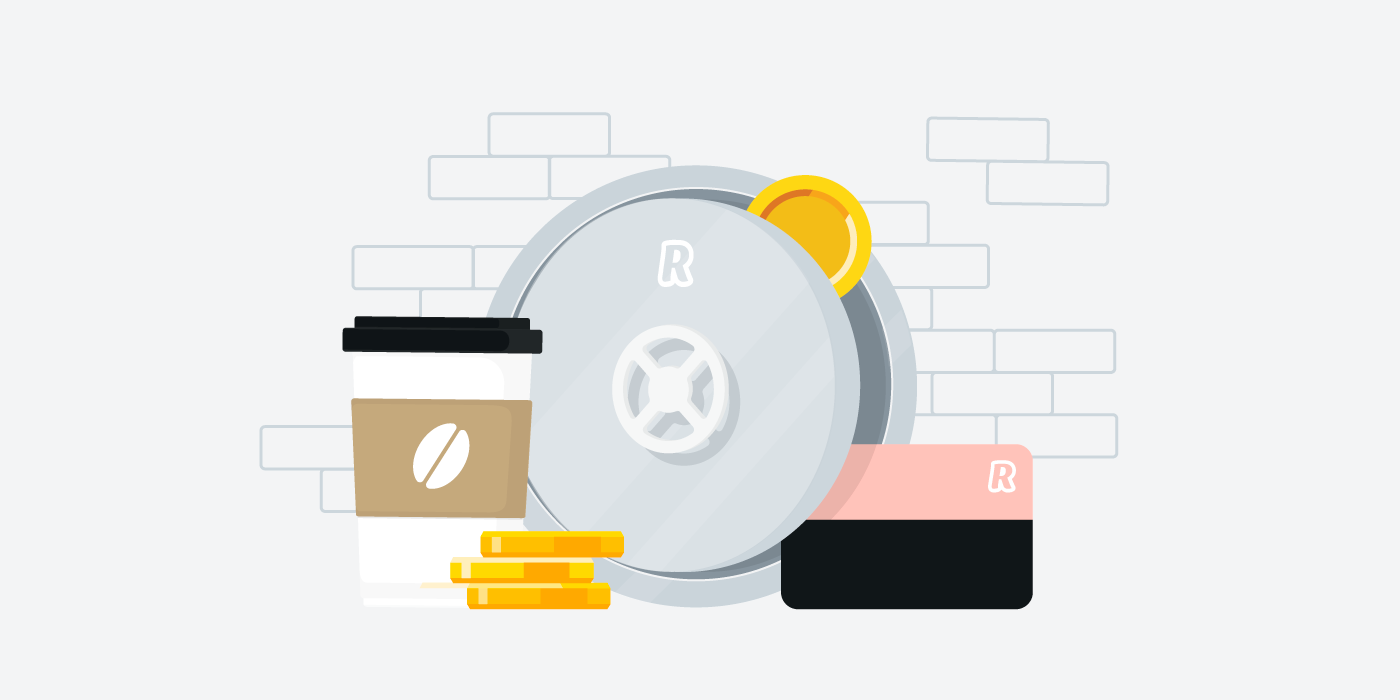 Round up your spare change and save with Vaults 💸
