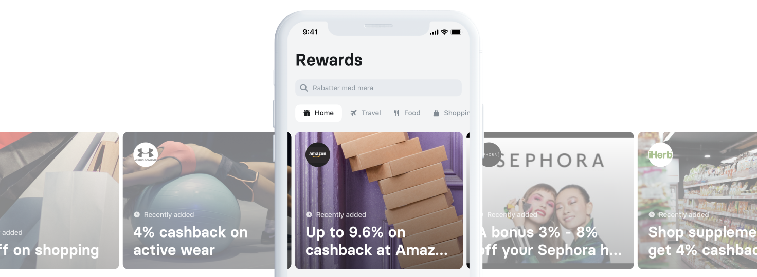 Get personalised deals from top brands with Revolut Rewards